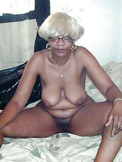 Ebony Granny Pictures