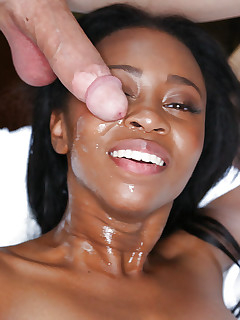 Ebony Facial Pictures