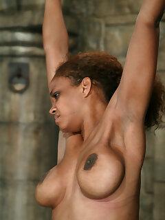 Ebony Bondage Pictures